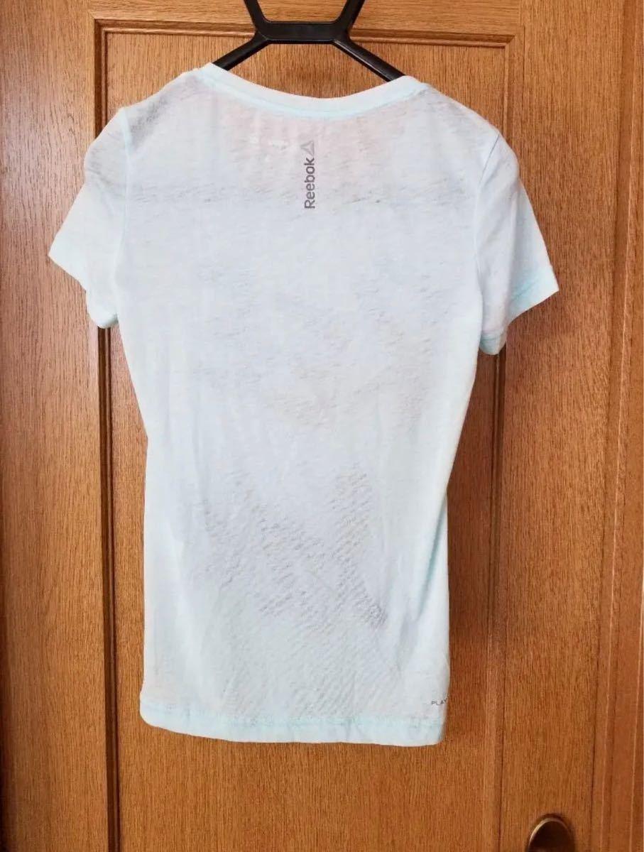 Reebok  半袖Tシャツ 半袖 ジムウェア トレーニングウェア スポーツウェア ランニングウェア
