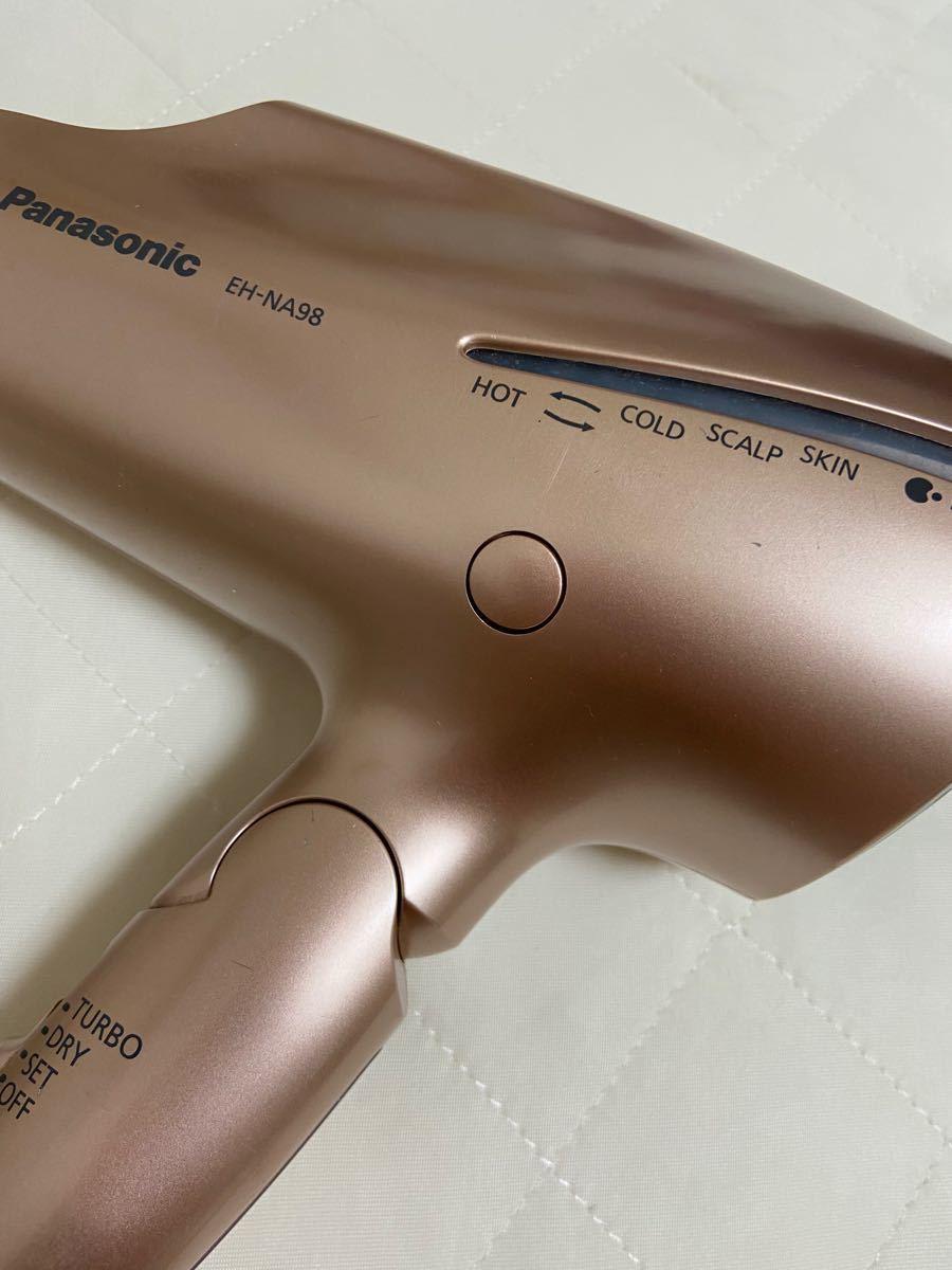 Panasonic ナノケア EH-NA98 ヘアドライヤー パナソニック nanoe Panasonicドライヤー
