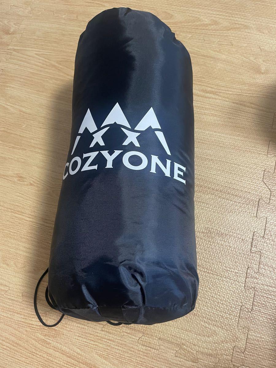 寝袋 封筒型 軽量 保温 210T防水 コンパクト アウトドア キャンプ 登山 車中泊 防災用 丸洗い可能