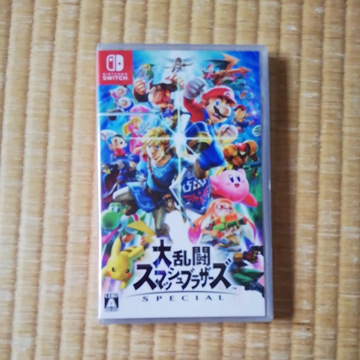大乱闘スマッシュブラザーズSPECIAL &マインクラフト① Nintendo Switch