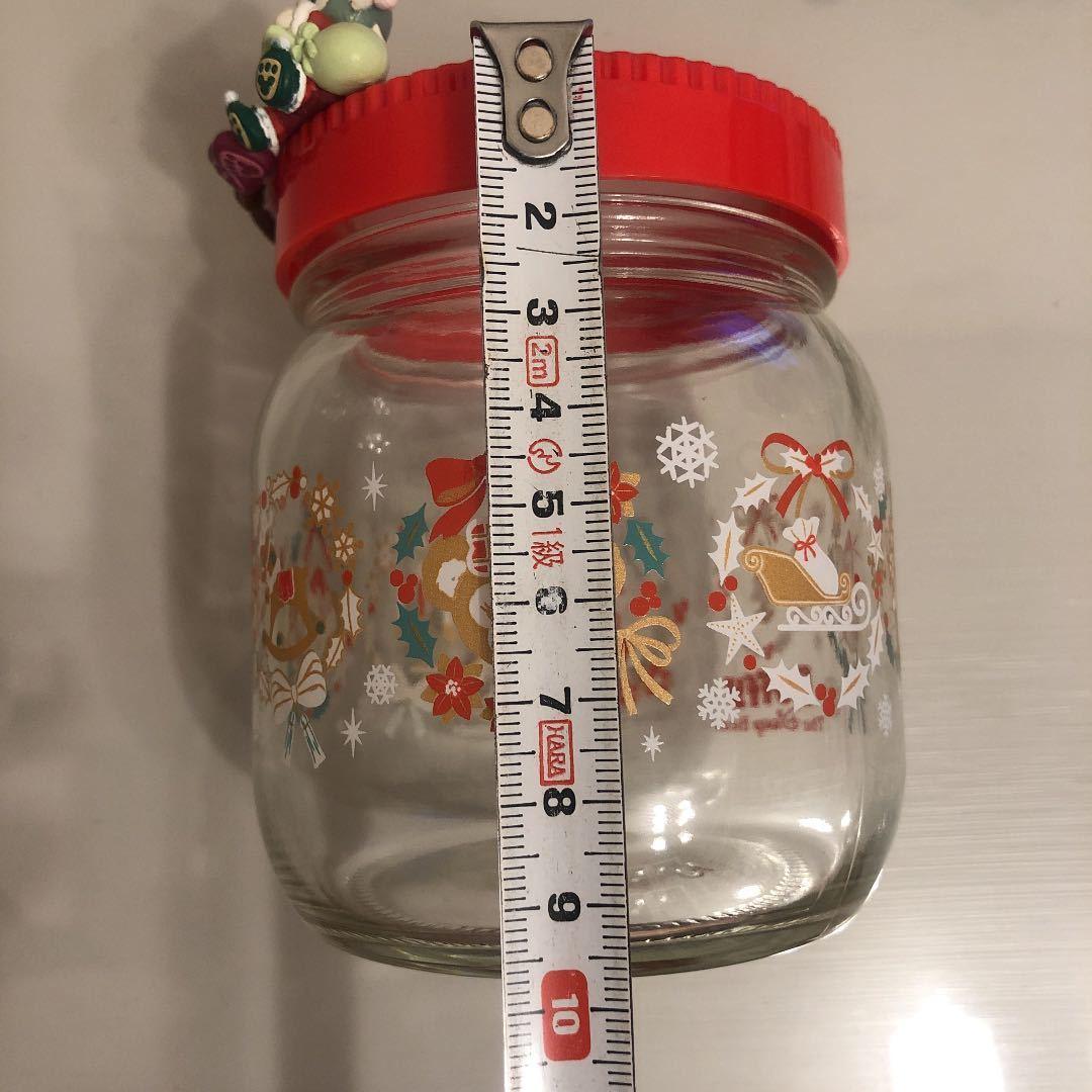 ダッフィー シェリーメイ ジェラトーニ ガラス瓶 クリスマス/ダッフィー&フレンズ_画像7