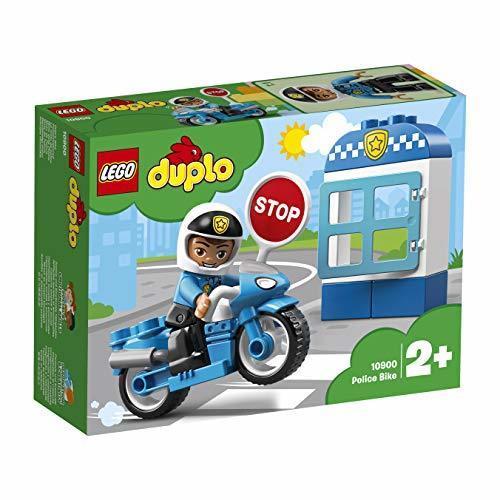 新品★本日限り★レゴ(LEGO) デュプロ ポリスとバイク 10900 知育玩具 ブロック おもちゃ 男の子JJUO_画像2