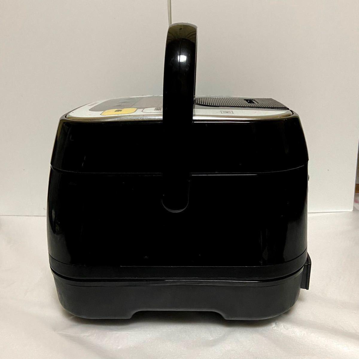 【美品】アイリスオーヤマ 炊飯器 銘柄量り炊き IHコンロ RC-IA30-B