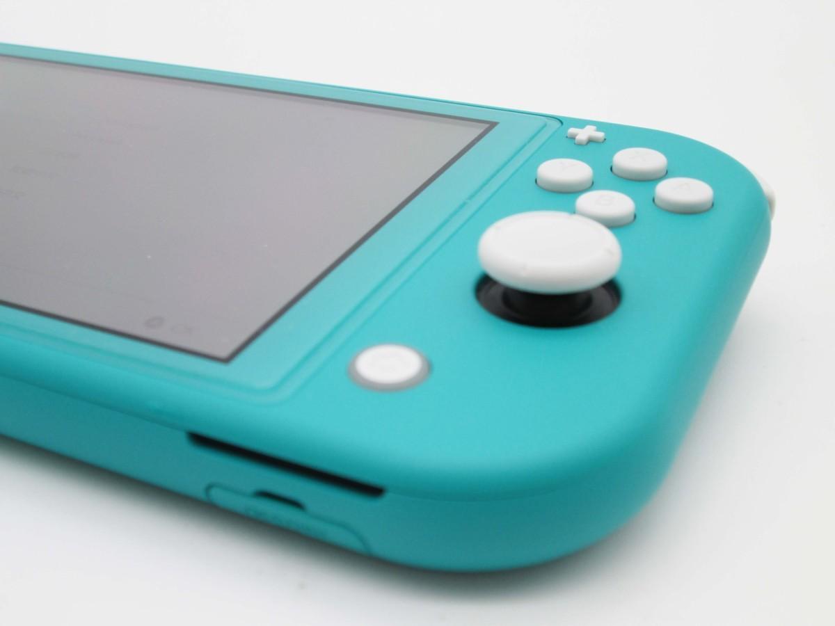 ★任天堂 ニンテンドースイッチ ライト ターコイズ 本体 Nintendo Switch lite★/H_画像6