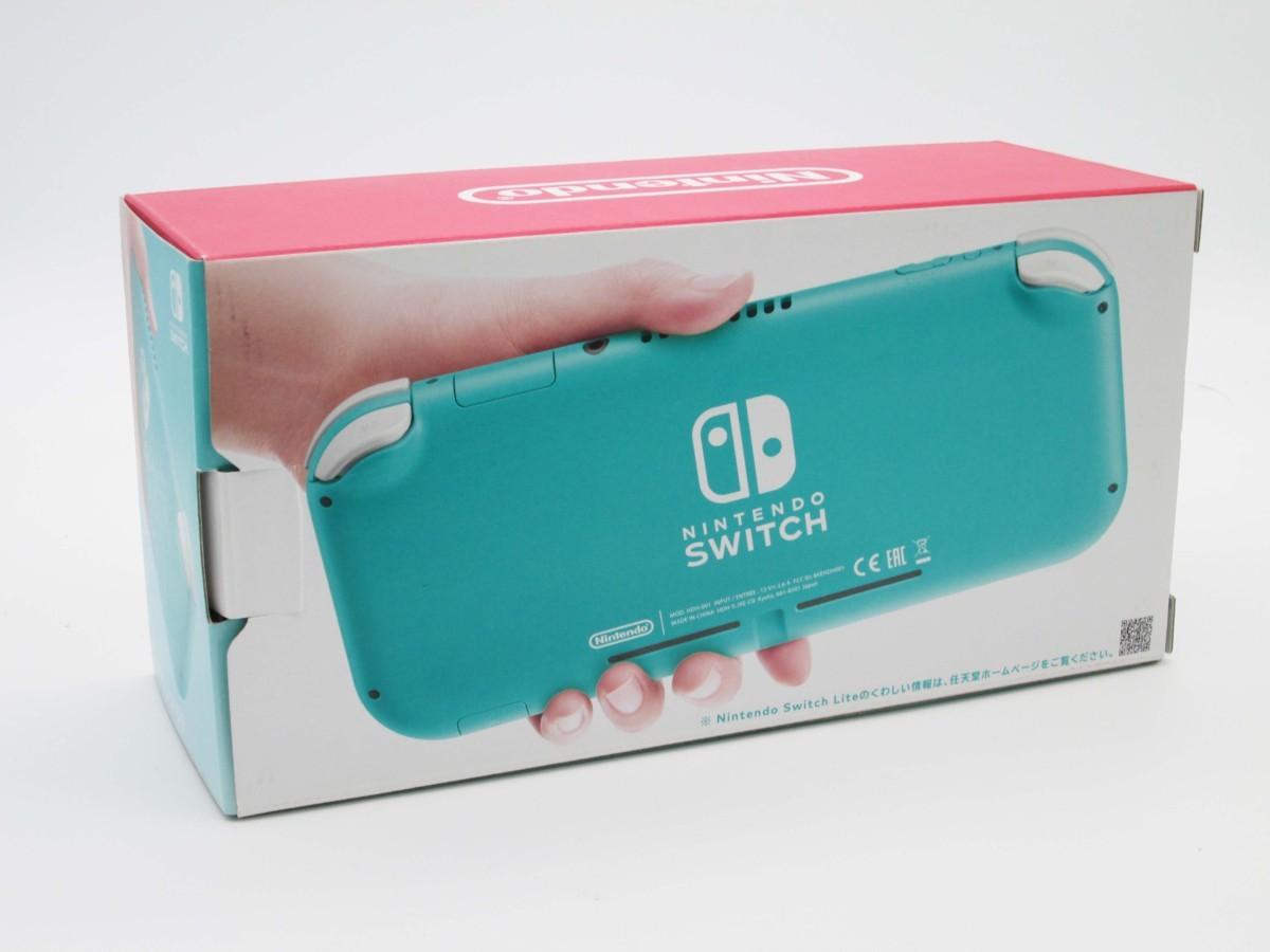★任天堂 ニンテンドースイッチ ライト ターコイズ 本体 Nintendo Switch lite★/H_画像2