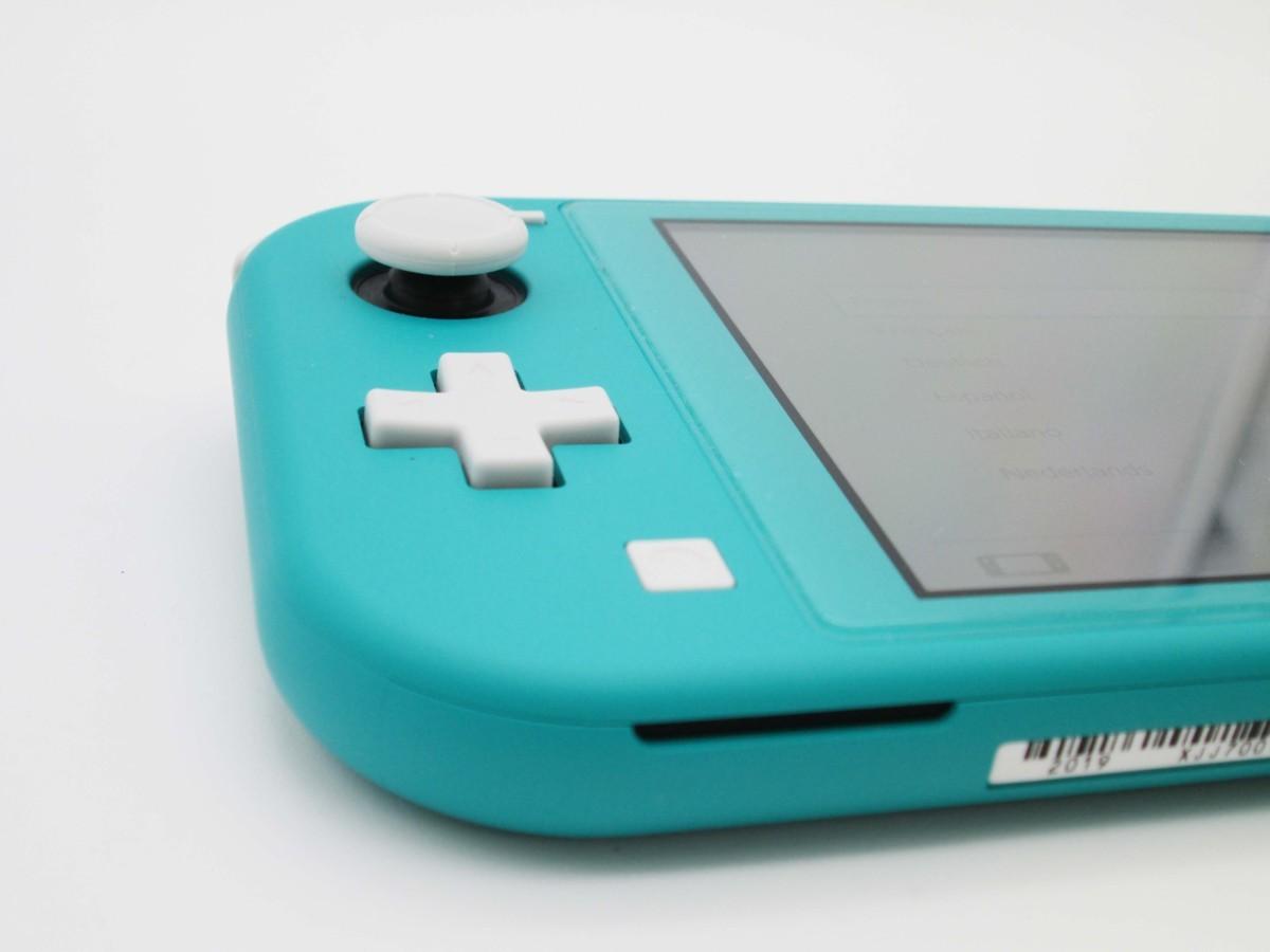 ★任天堂 ニンテンドースイッチ ライト ターコイズ 本体 Nintendo Switch lite★/H_画像5