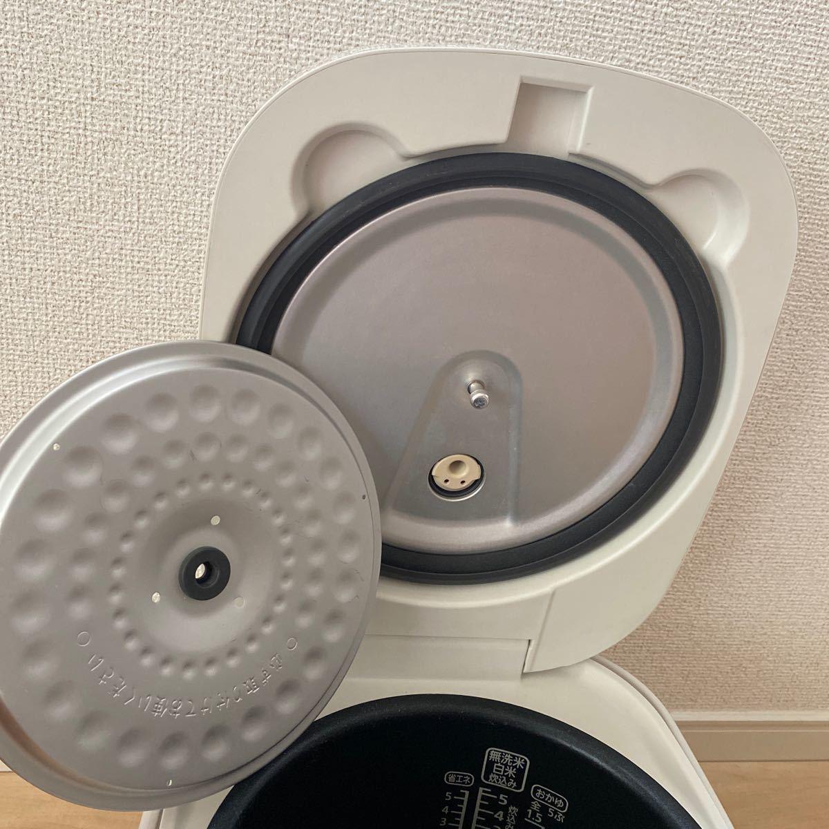 アイリスオーヤマ炊飯器