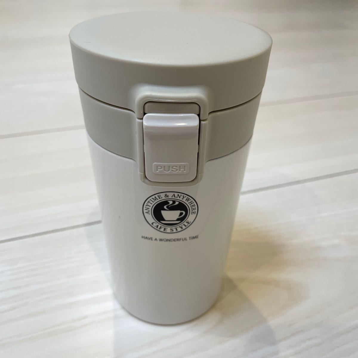 マグボトル 水筒 ワンタッチ 直飲み 保温 ステンレスボトル ステンレスマグ マグボトル ミニボトル 水筒