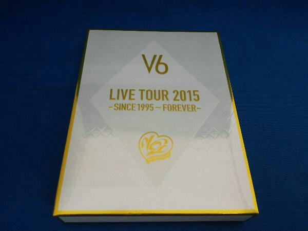 「V6」 LIVE TOUR 2015 -SINCE 1995~FOREVER-(初回生産限定版A) コンサートグッズの画像