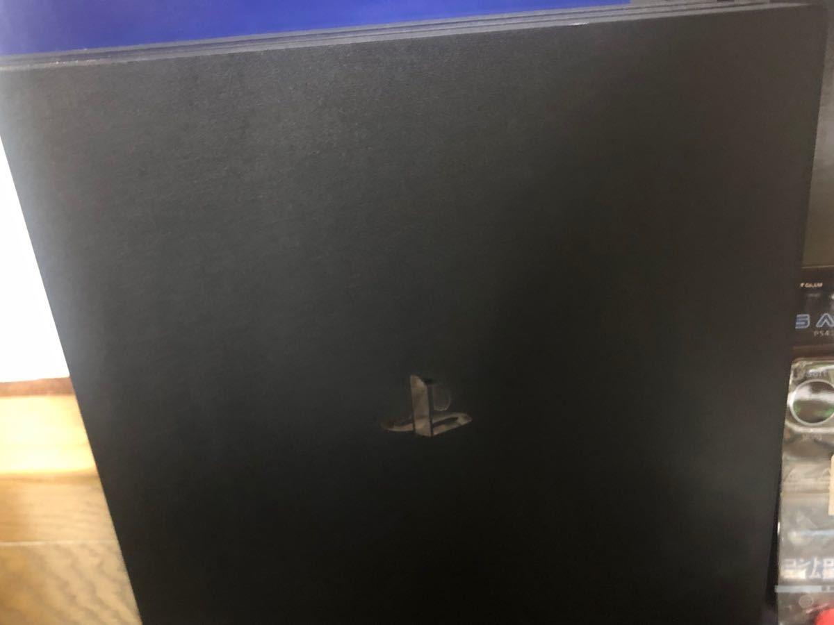 SONY ps4 pro  1tb 付属品多数 PS4本体 PlayStation4 PS4 プレステ4