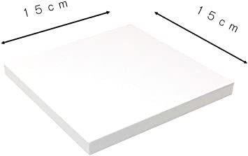 奉書紙 白 【Amazon.co.jp 限定】和紙かわ澄 越前和紙 奉書紙 白 15×15cm 折り紙サイズ 100_画像2