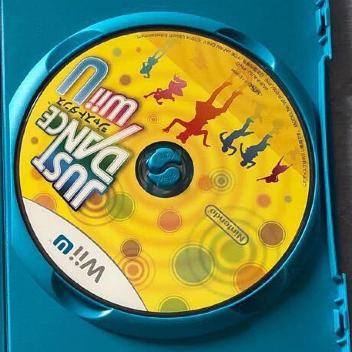 Wiiu ソフト ジャストダンス