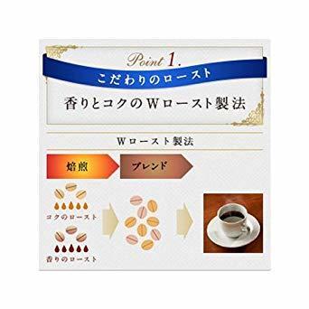 UCC 職人の珈琲 ドリップコーヒー あまい香りのモカブレンド 100杯 700g_画像5