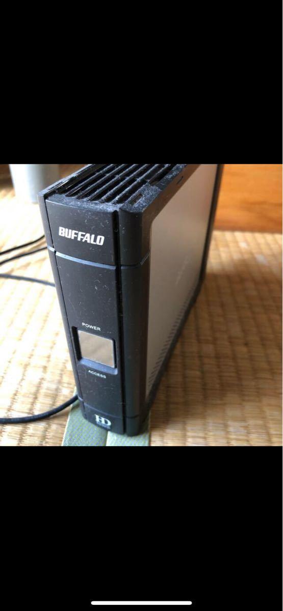 外付けHDD250GB