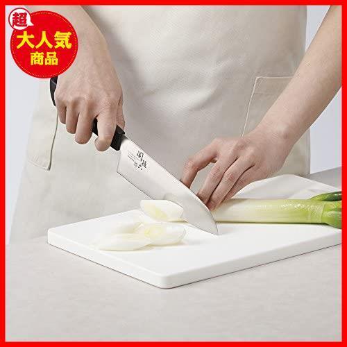 貝印 KAI 三徳包丁 関孫六 わかたけ ステンレス 165mm 食洗器対応 日本製 AB5420_画像6