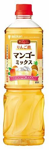 ミツカン ビネグイットりんご酢マンゴーミックス(6倍濃縮タイプ) 1000ml_画像9