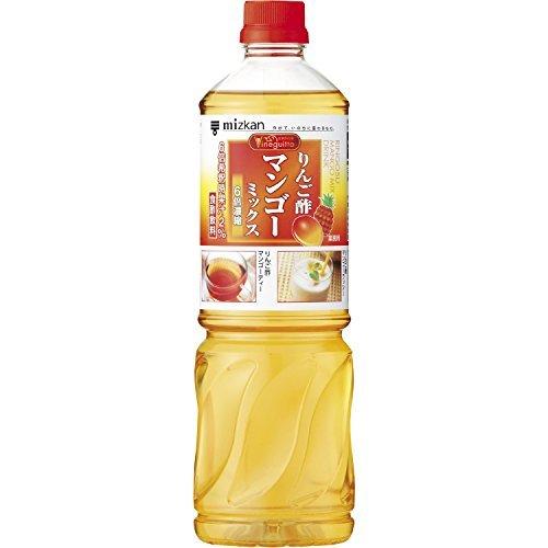 ミツカン ビネグイットりんご酢マンゴーミックス(6倍濃縮タイプ) 1000ml_画像1