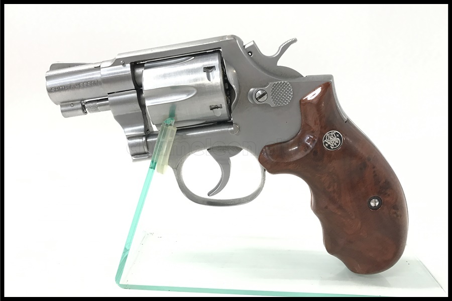 S&W M60チーフスペシャル