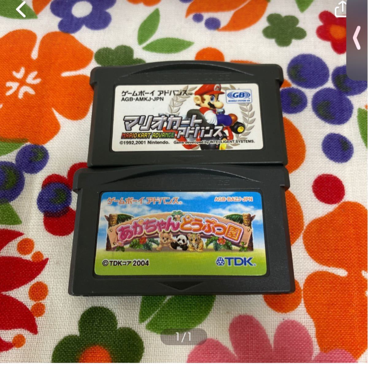 ゲームボーイミクロ GAME BOY micro 任天堂 ゲームボーイ ソフト6つセット+おまけ付き