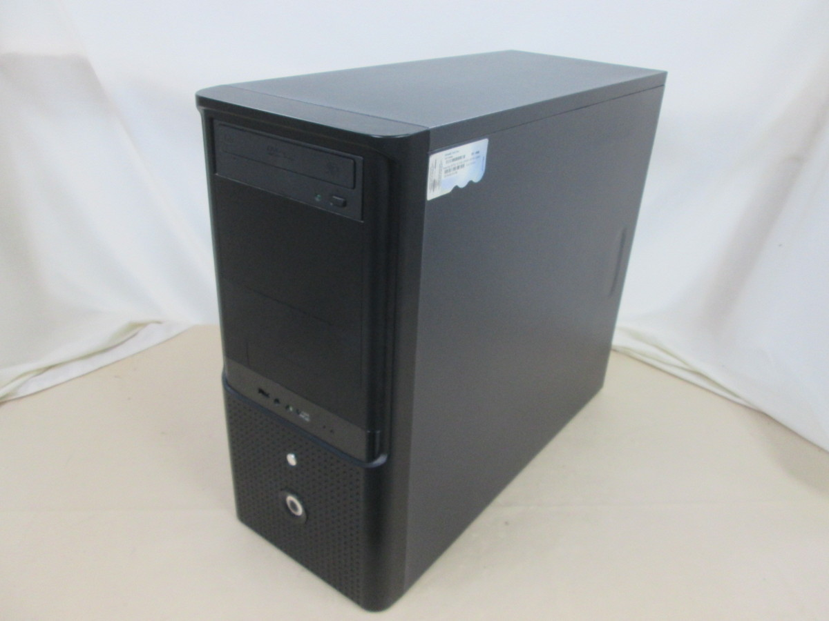 自作機 DP55WG Core i5 760 2.8GHz 8GB 1TB DVD作成 Win10 64bit Office HDMI [80052]_画像1