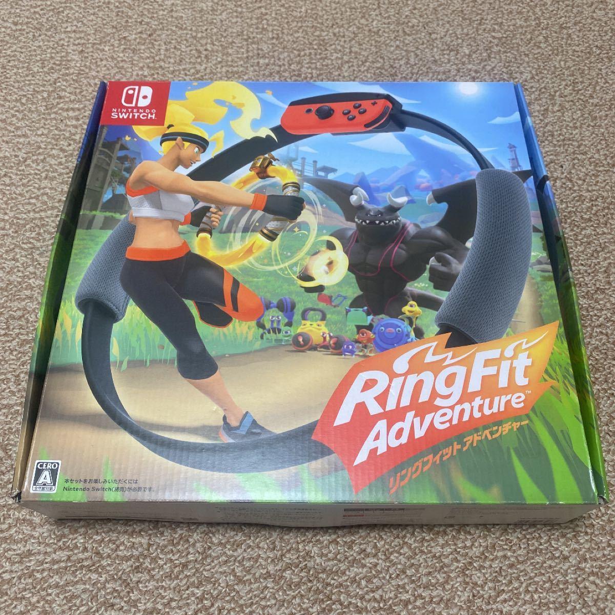 Nintendo Switch ソフト リングフィット アドベンチャー