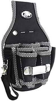 ワンタッチベルト(4cm幅) 工具用ウエストバッグ 大工 電工用 作業効率の良い機能設計 工具差し 工具袋 ポーチ腰袋 ベルトポ_画像1