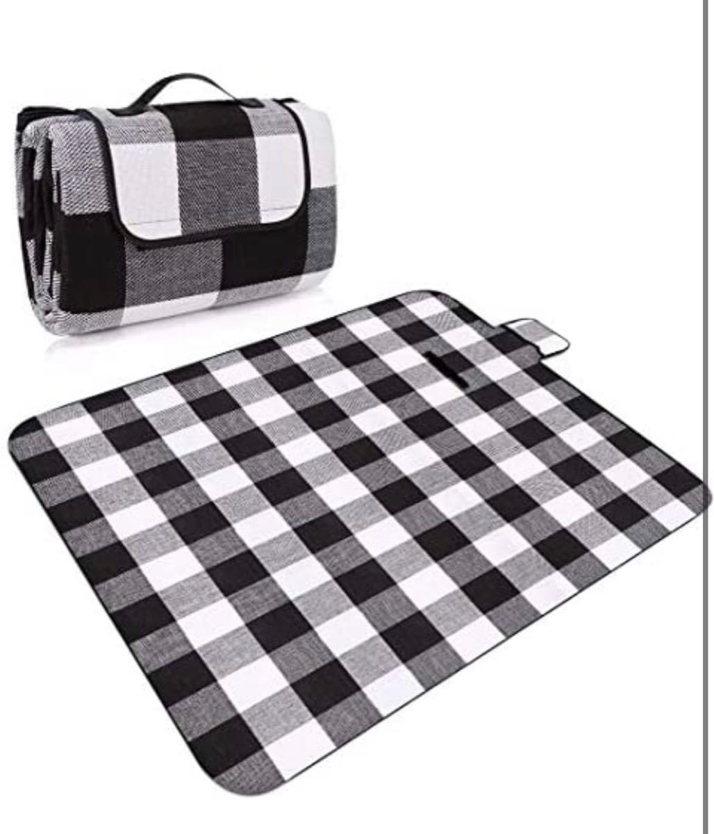 レジャーシート  ピクニックシート 厚手 折り畳み 新品未使用 キャンプマット 運動会