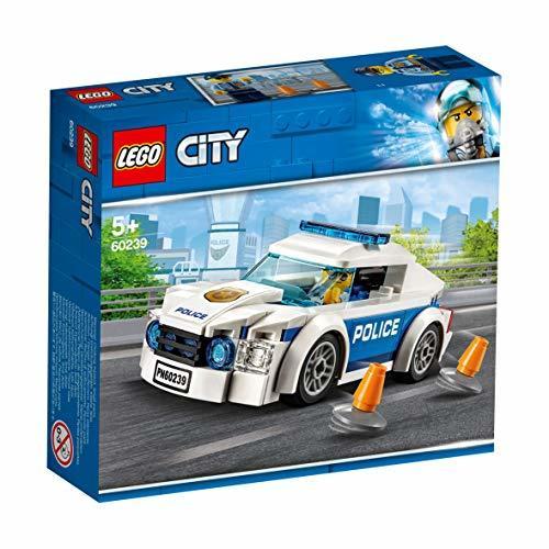 レゴ(LEGO) シティ ポリスパトロールカー 60239 ブロック おもちゃ 男の子 車_画像7