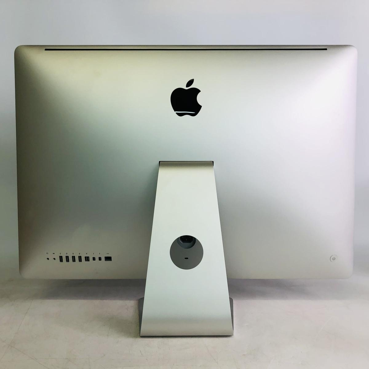 動作確認済み iMac 27インチ(Mid 2011) Core i5 2.7GHz/4GB/1TB MC813J/A_画像4