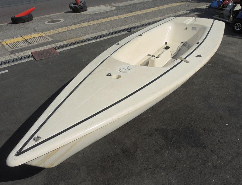 「HF022 ヤマハ セイリングボート? 引き取り大歓迎」の画像1