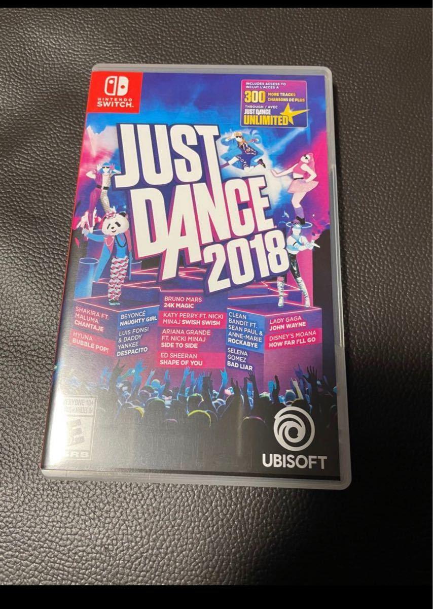 ジャストダンス 2018 ケースのみ