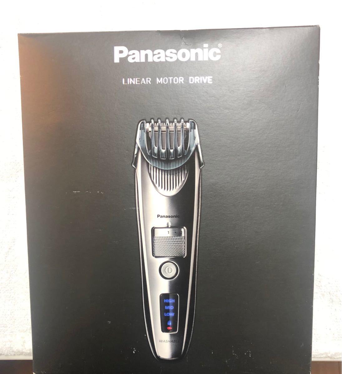 パナソニック Panasonic ヒゲトリマー ER-SB60-S 新品未使用品