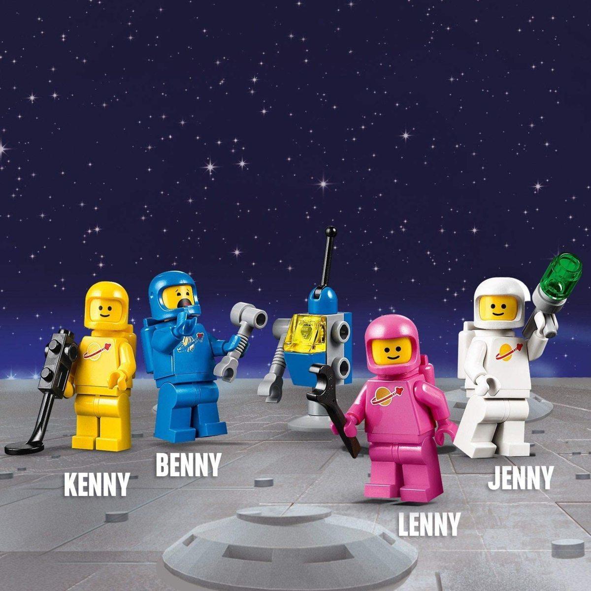 レゴ(LEGO) レゴムービー ベニーの宇宙スクワッド 70841 知育玩具 ブロック おもちゃ 女の子 男の子_画像5