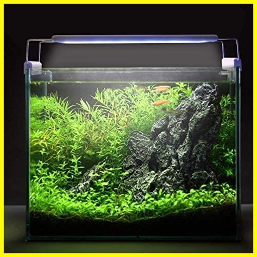 LEDGLE 水槽ライト ledアクアリウムライト 10W 39個LED 50~60cm対応 熱帯魚/観賞魚飼育・水草育成・水槽照明用 省エネ 長寿命 (39LED灯)_画像7