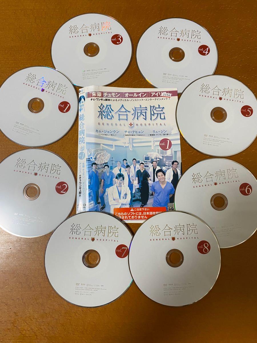 【韓国ドラマ】総合病院 キムジョンウン チャテヒョン