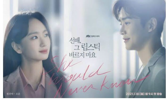 韓国ドラマ 先輩その口紅塗らないで Blu-ray版 日本語字幕