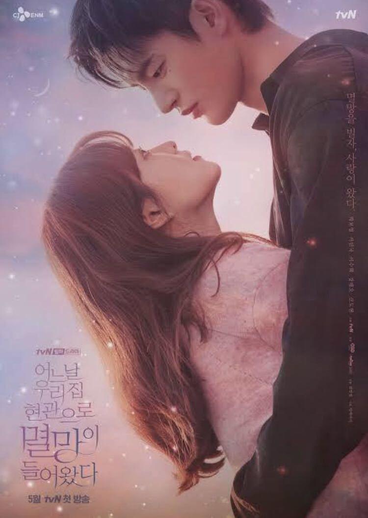 韓国ドラマ ある日、私の家の玄関に滅亡が入ってきた Blu-ray版 日本語字幕