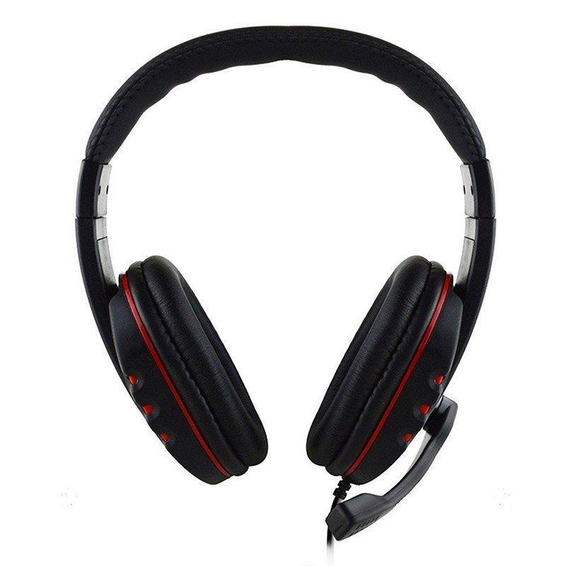 -ゲーミングヘッドセット 3.5mm ヘッドホン 密閉型 高音質 マイク付き 伸縮可能ヘッドアーム PS4 Xbox One iPhone スマホなどに対応_画像6