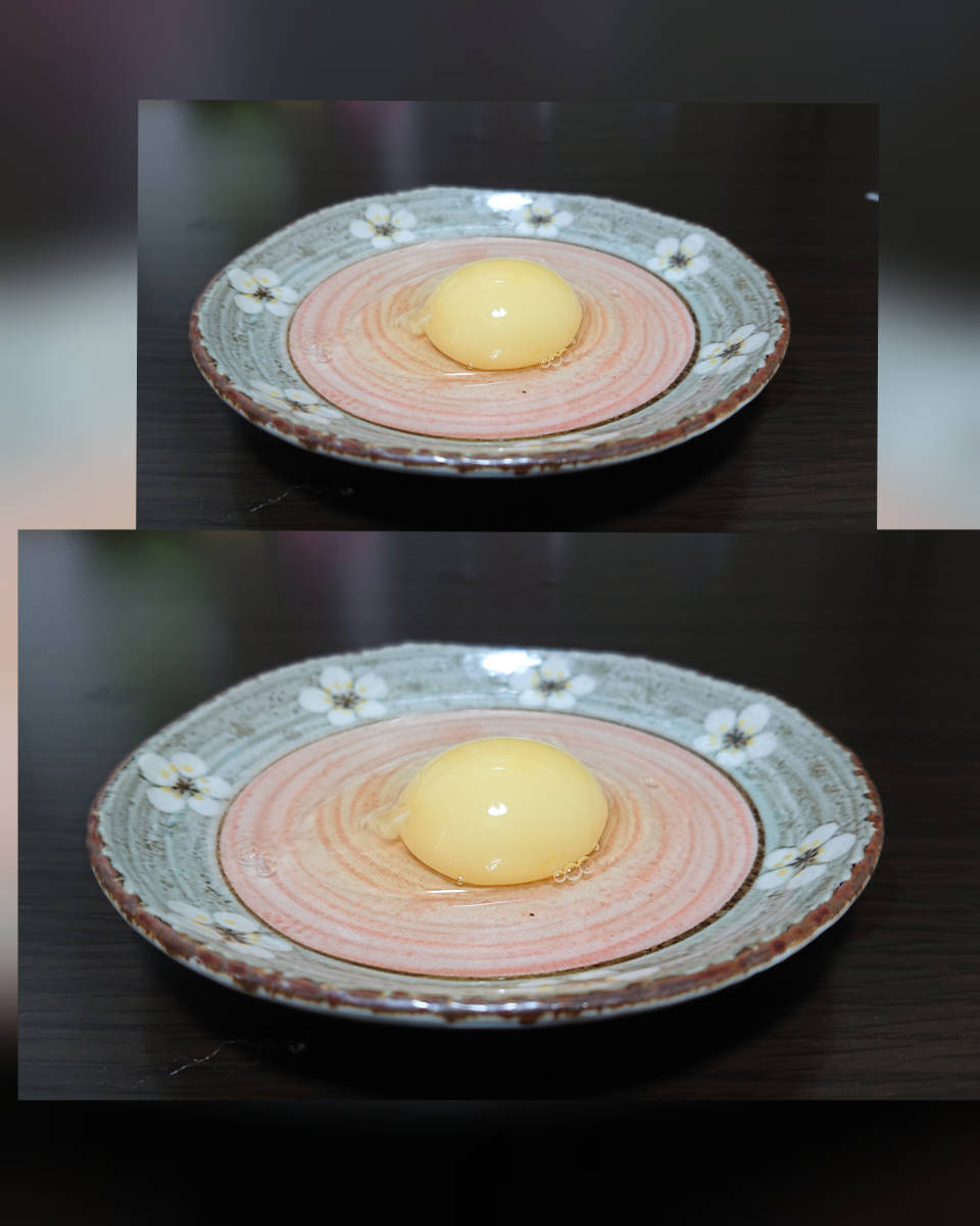 ■■純種烏骨鶏の有精卵⑦個+保証卵①個■■_☆☆烏骨鶏が産んだホワイト自然卵です☆