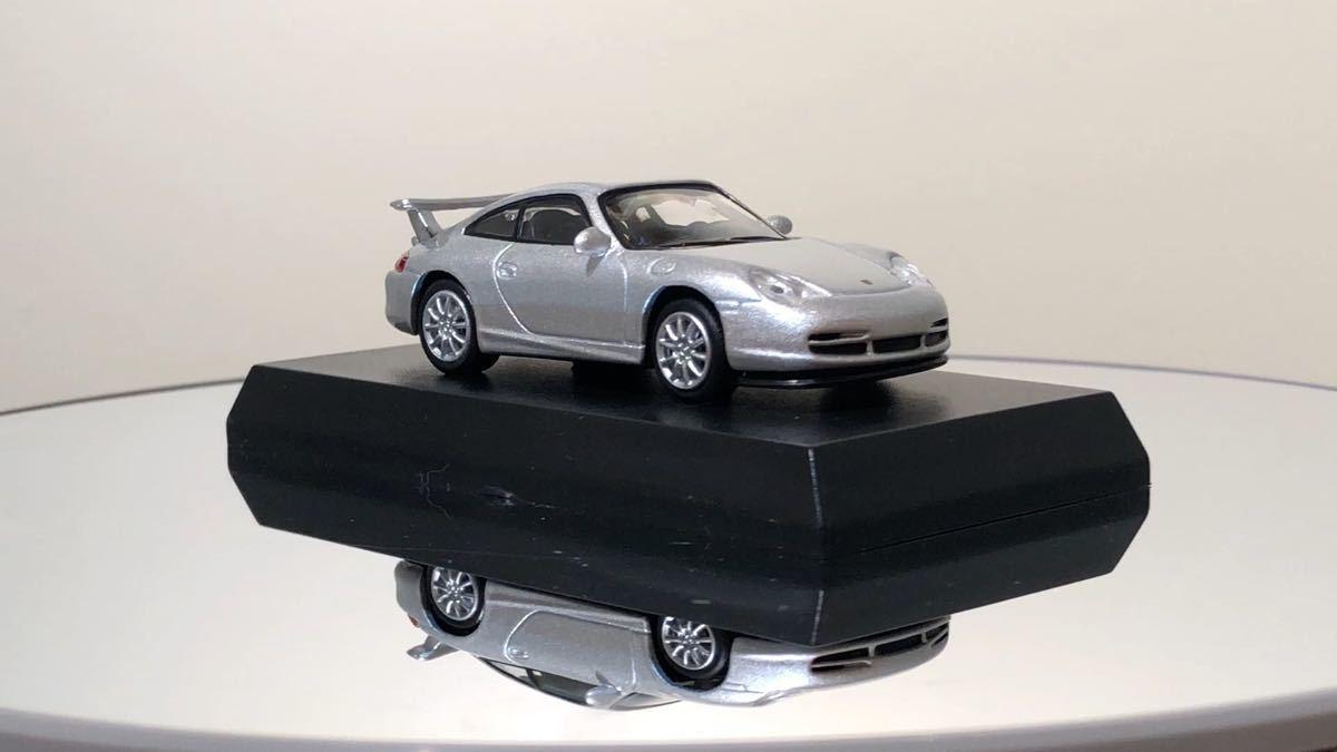 ポルシェ 911GT3 - 京商1/64ミニカー