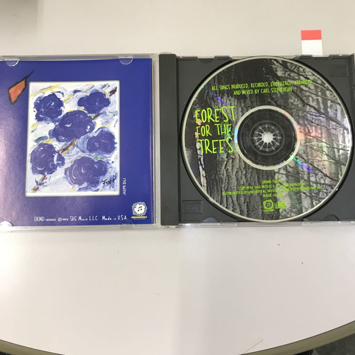 CD 輸入盤 中古【洋楽】長期保存品 FOREST FOR THE TREES