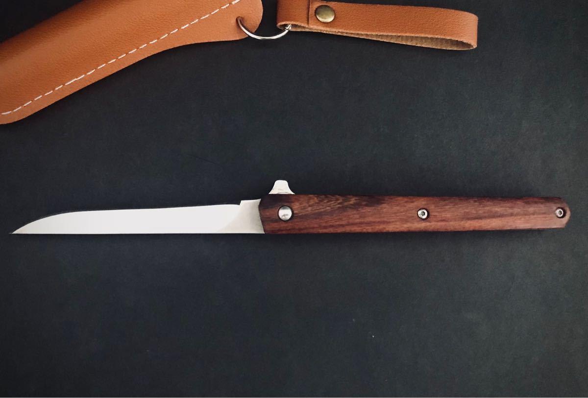ナイフ ポケットナイフ #020  フォールディングナイフ 折りたたみ