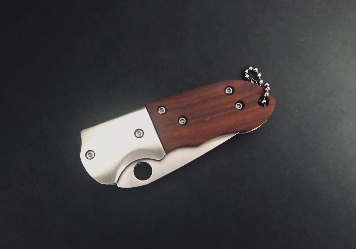ナイフ ポケットナイフ #018 フォールディングナイフ 折りたたみ