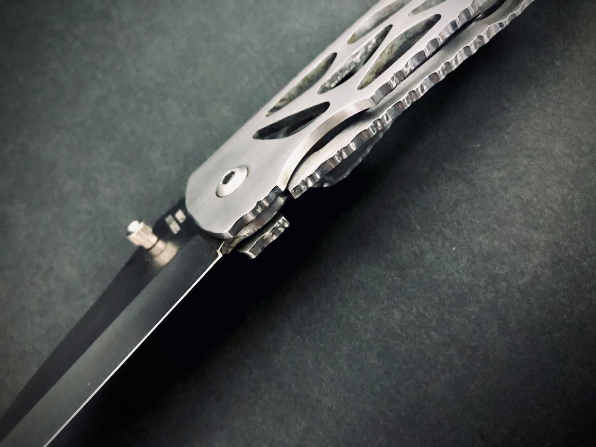 ナイフ フォールディングナイフ #027 ポケットナイフ 折りたたみ