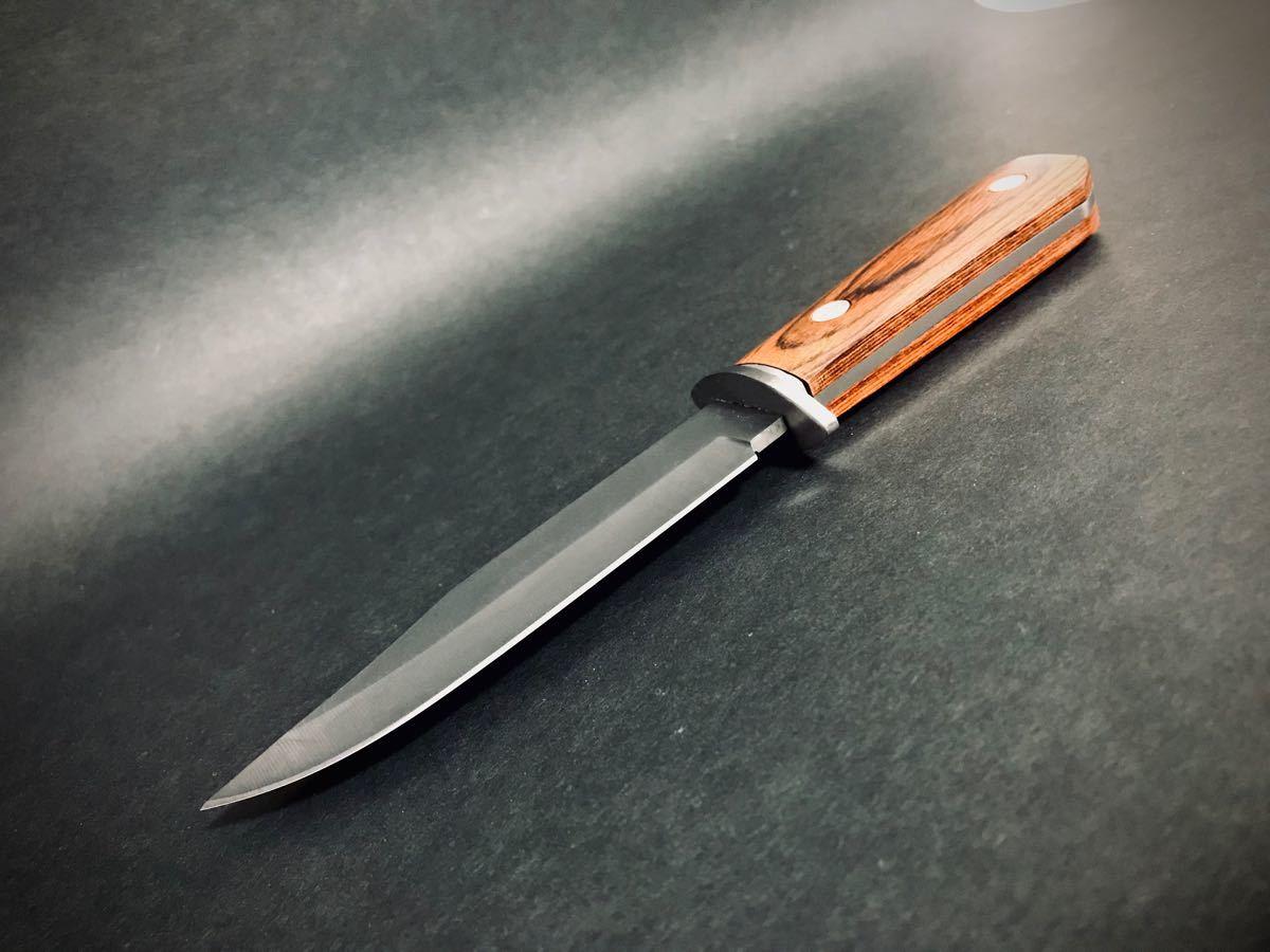 ナイフ シースナイフ #030  アウトドア キャンプ