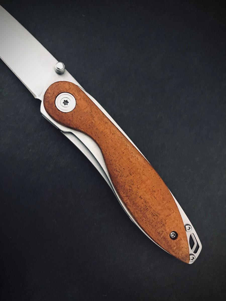 ナイフ ポケットナイフ #010 フォールディングナイフ 折りたたみ