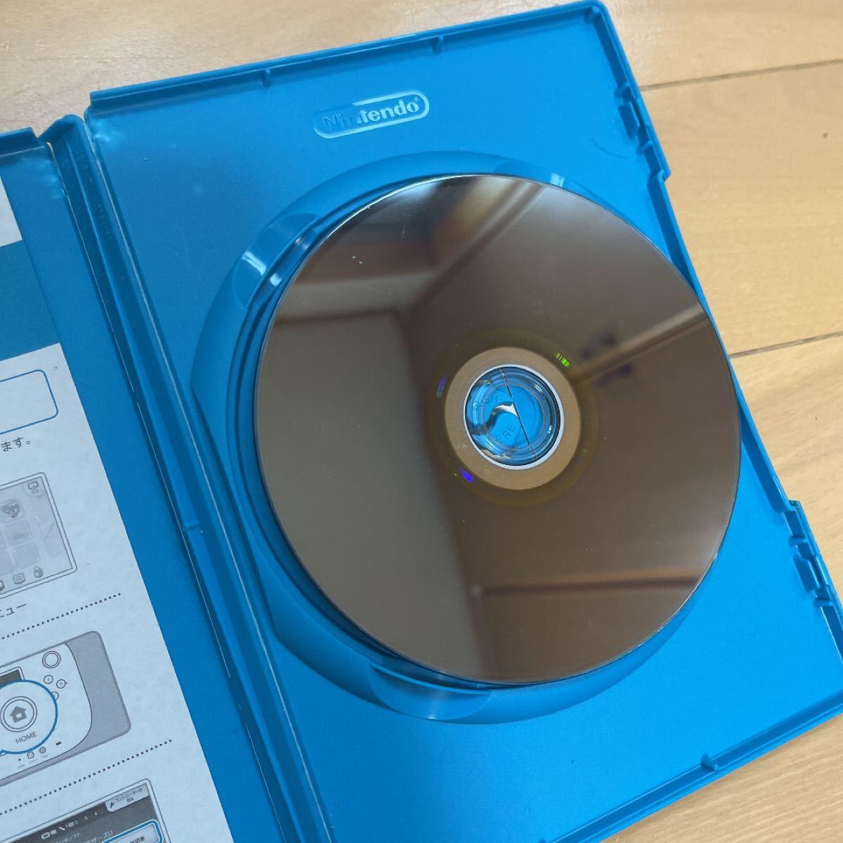 WiiU マインクラフト ソフト Minecraft  WiiUソフト