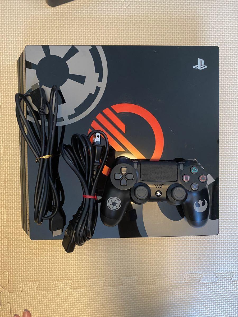 PlayStation 4 Pro Star Wars Battlefront II Limited  PS4 1TB