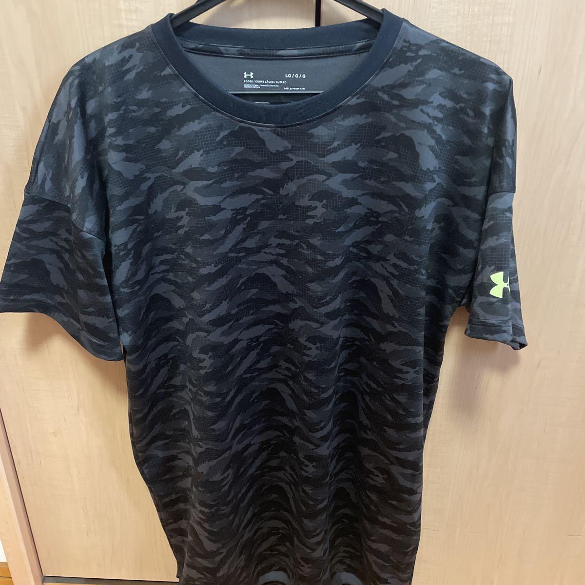 UNDER ARMOUR アンダーアーマー メンズTシャツ_画像1