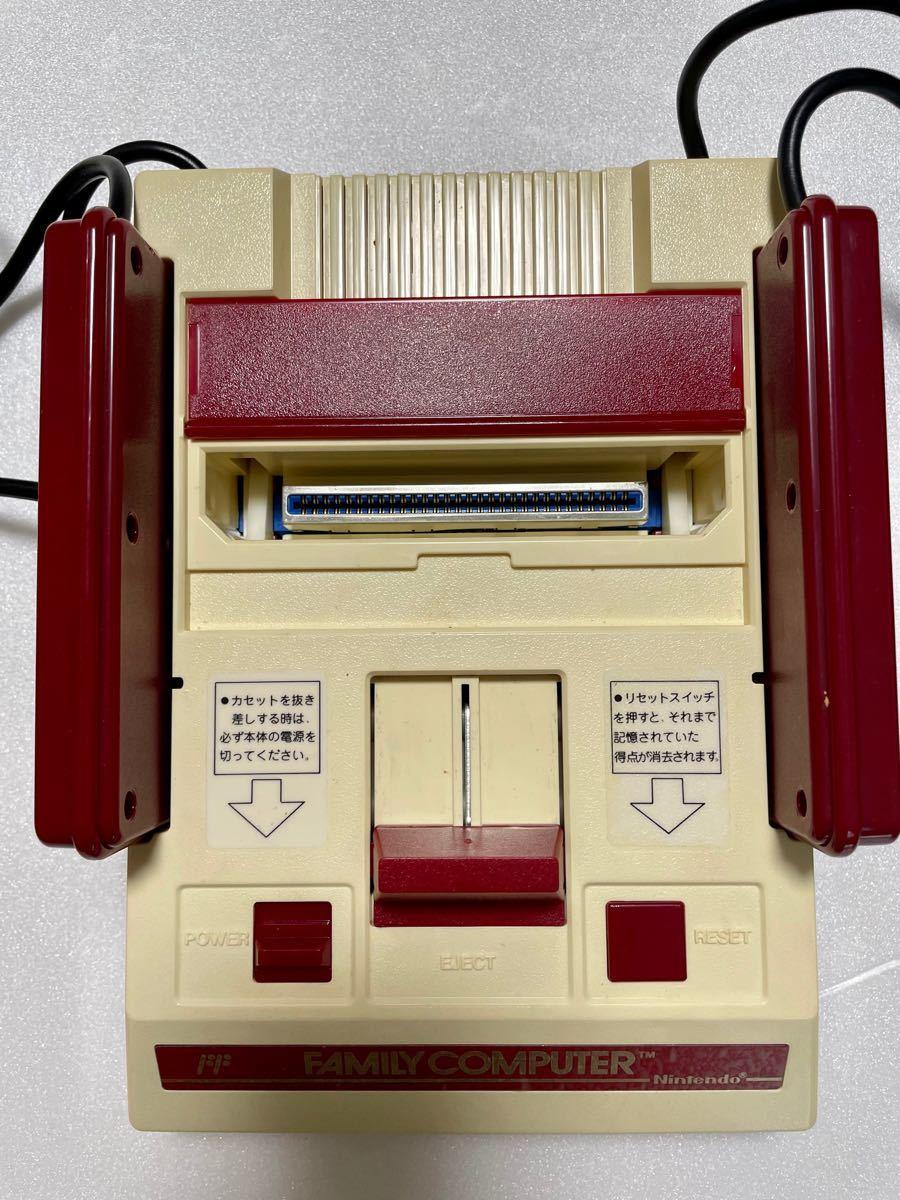ファミコン本体 任天堂 初期型